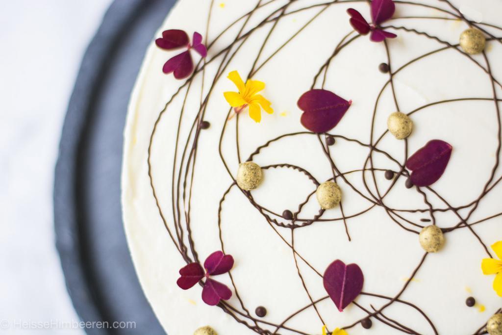 kuchen butternut kürbis