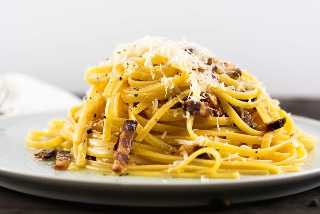 beste spaghetti carbonara