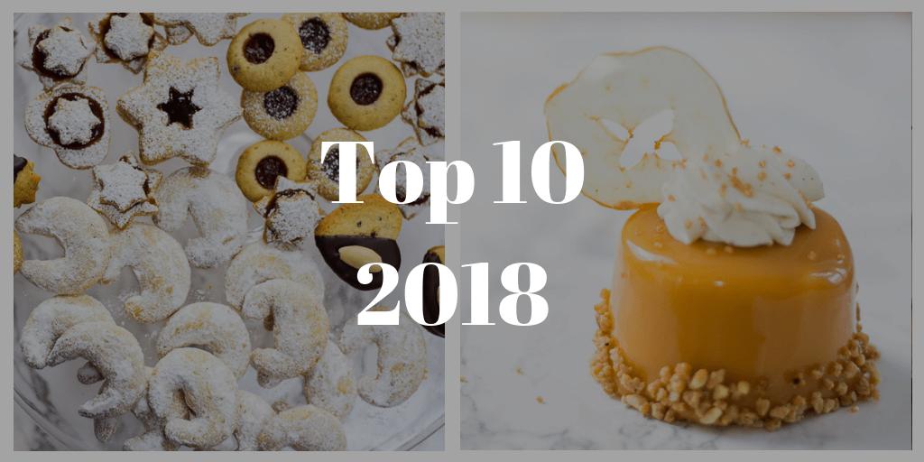 Meine Top 10 Grafik