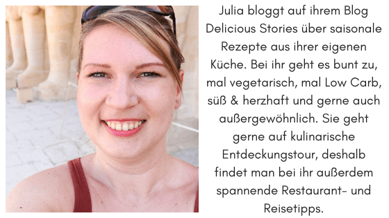 Ein Bild von Julia von Delicious Stories