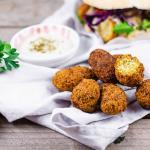 Orientalisches Falafel Rezept in 30 Minuten (Rezept mit Video)