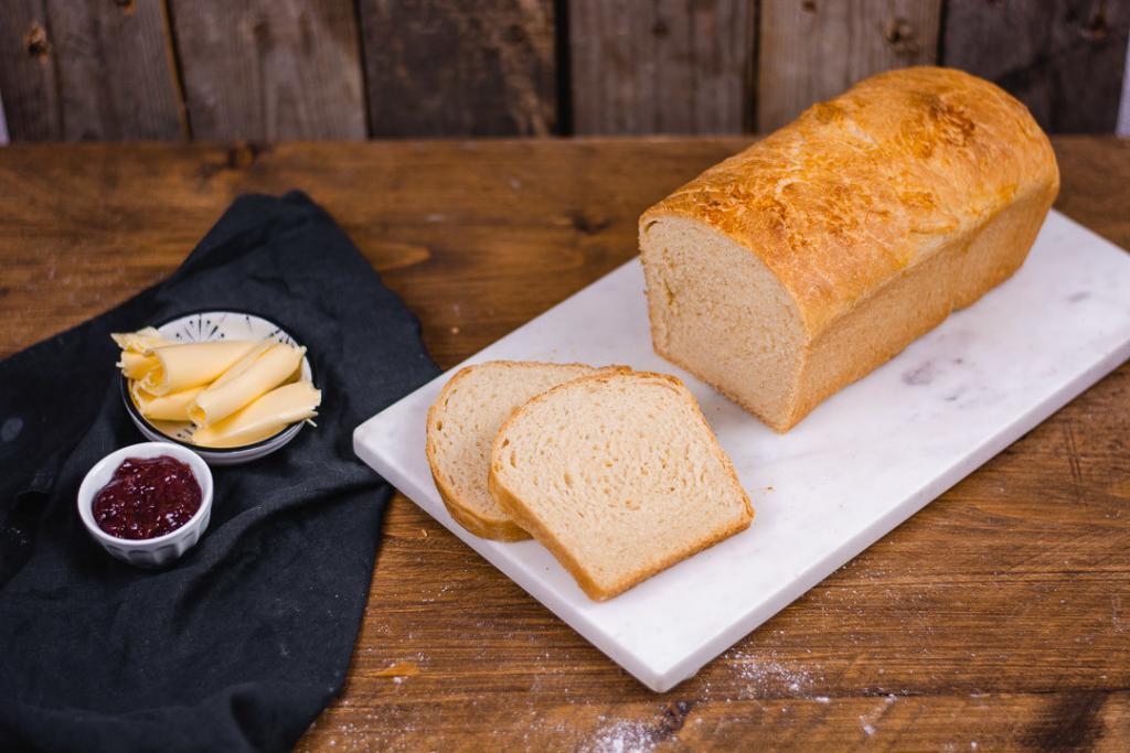 Toastbrot schnell selber machen