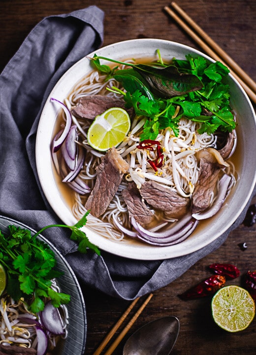 Pho Bo Rezept schnell